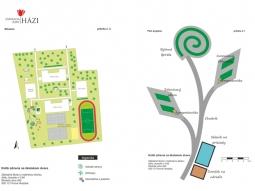6. Základná škola - bylinková záhrada