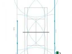 23. Závlahový systém - tenisový kurt