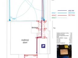 37. Rodinný dom - závlahový systém